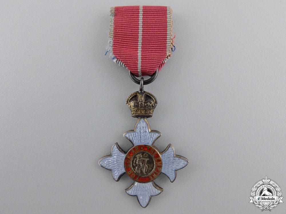 eMedals-A Miniature Order of the British Empire; Commander