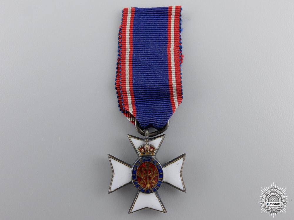eMedals-A Miniature Royal Victorian Order (M.V.O.)