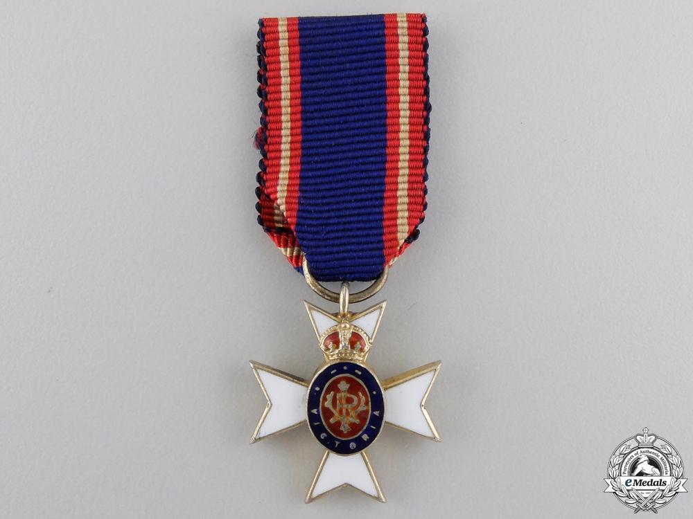eMedals-A Miniature Royal Victorian Order