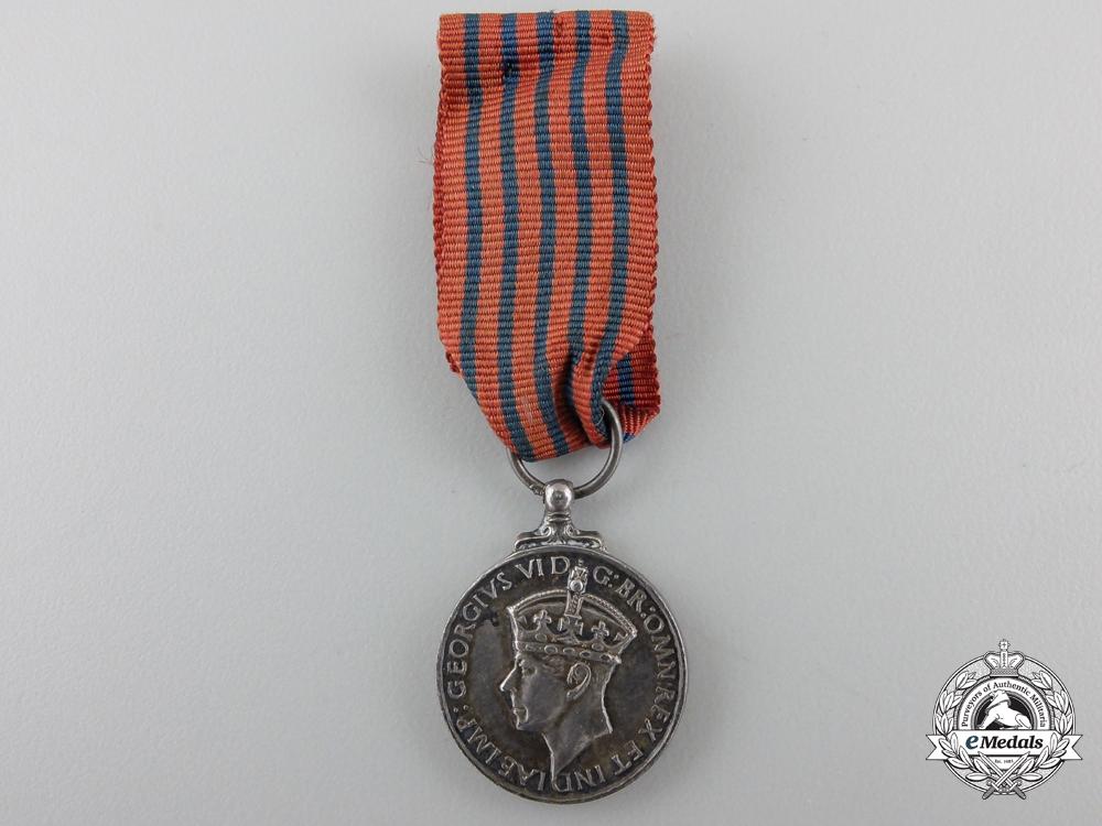 eMedals-A Miniature Second War George Medal