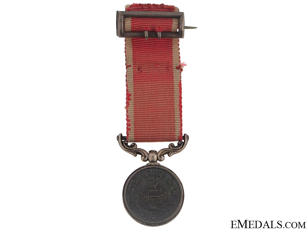 eMedals-A Miniature St.Jean D'Acre Medal