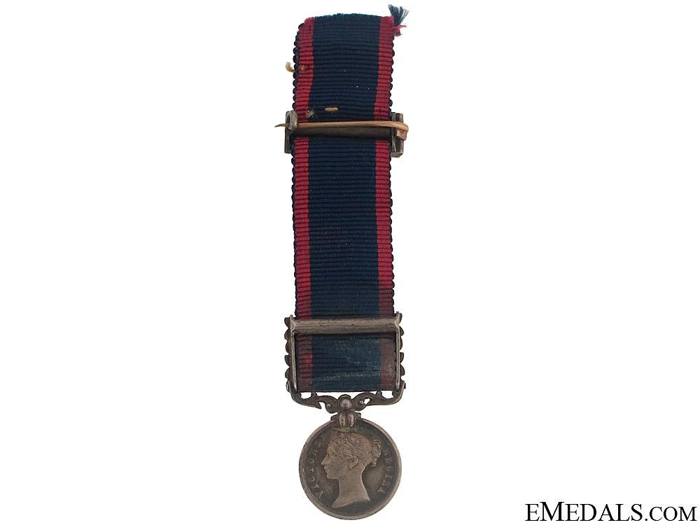 eMedals-A Miniature Sutlej Medal 1846