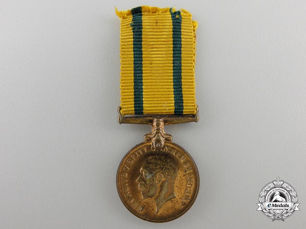 eMedals-A Miniature Territorial Force War Medal 1914-1919
