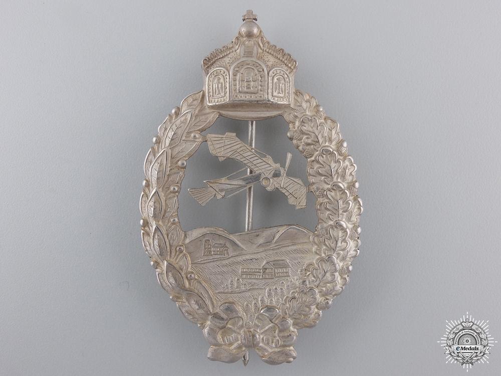 eMedals-A Mint & Superb Imperial Prussian Pilot's Badge