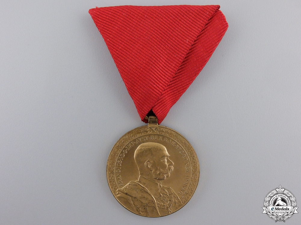 eMedals-A Mint Austrian Honour Medal for Forty Years' of Faithful Service