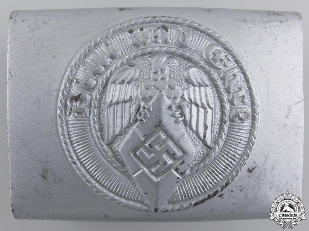eMedals-A Mint HJ Members Belt Buckle by Klein & Quenzer