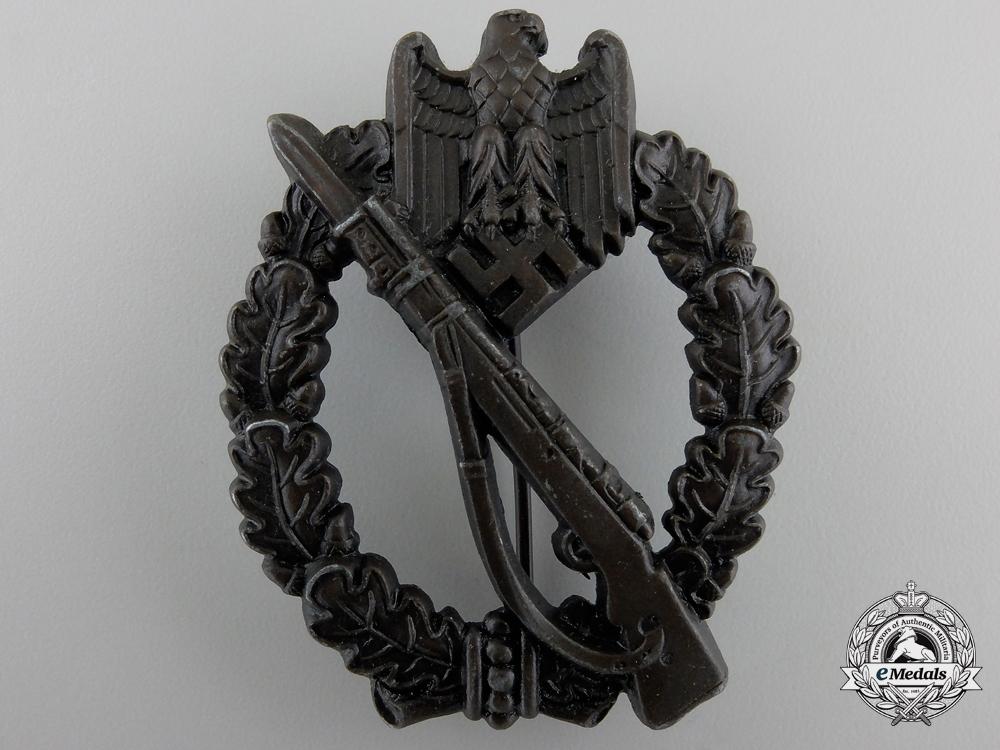 eMedals-A Mint Infantry Assault Badge; Bronze Grade