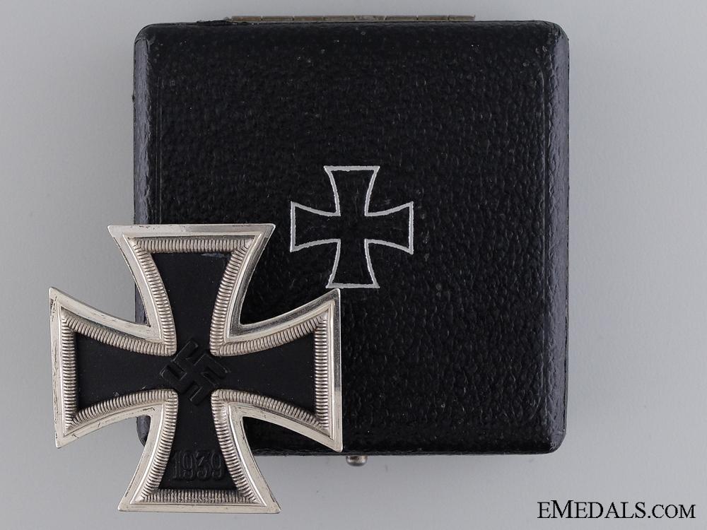 eMedals-A Mint Iron Cross First Class 1939 by Zimmermann