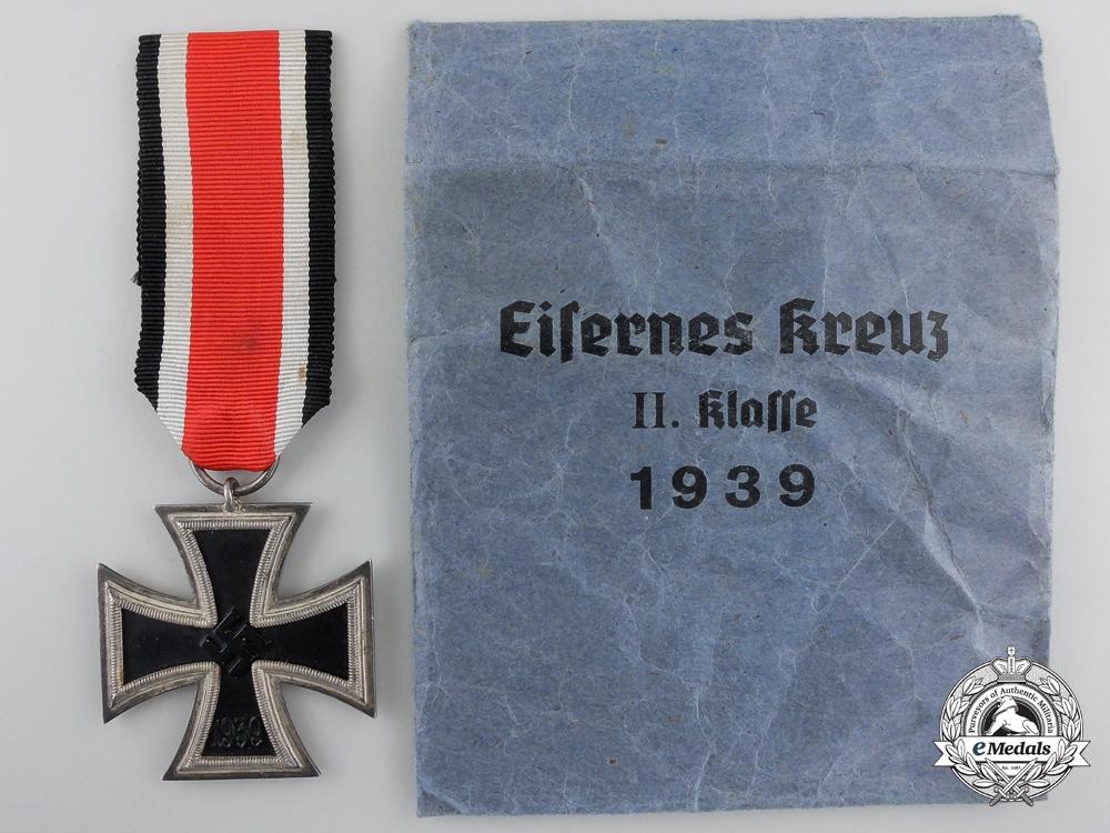 eMedals-A Mint Iron Cross Second Class 1939 by Wilhelm Deumer