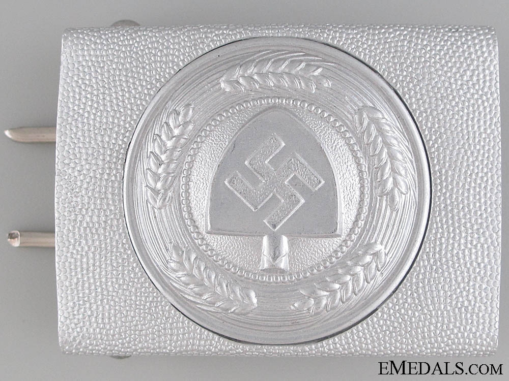 eMedals-A Mint RAD Belt Buckle