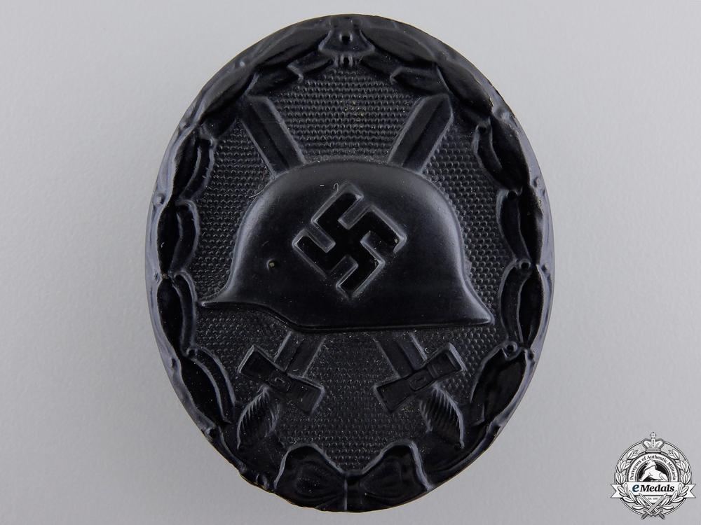 eMedals-A Mint Black Grade Wound Badge
