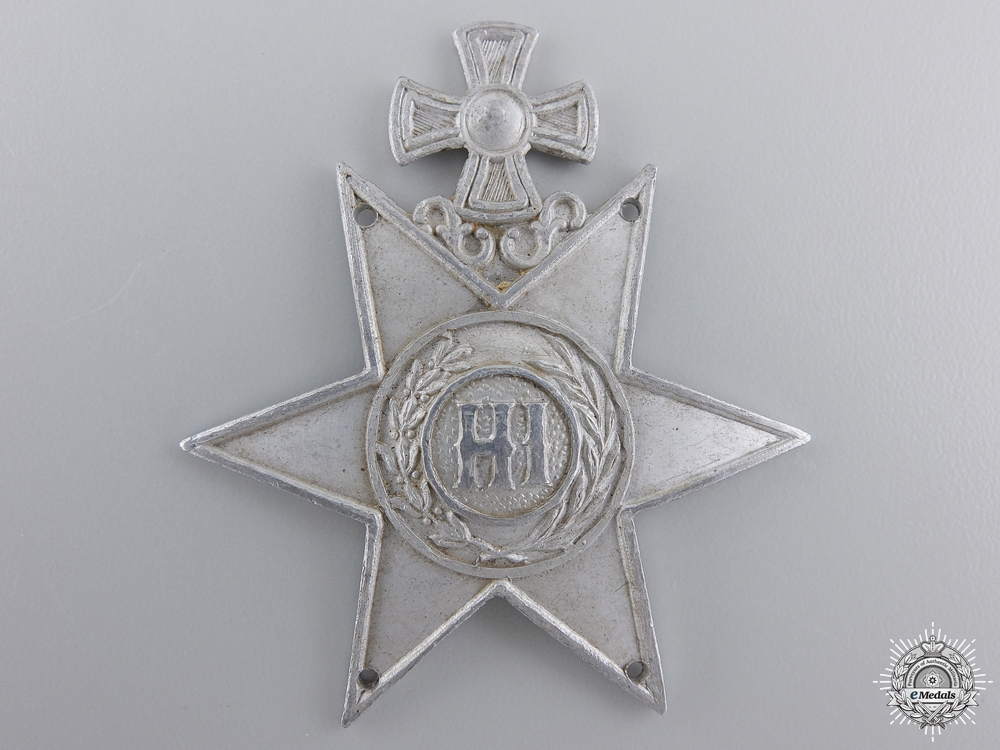 eMedals-A Montenegrin Army Corporal's Cap Insignia