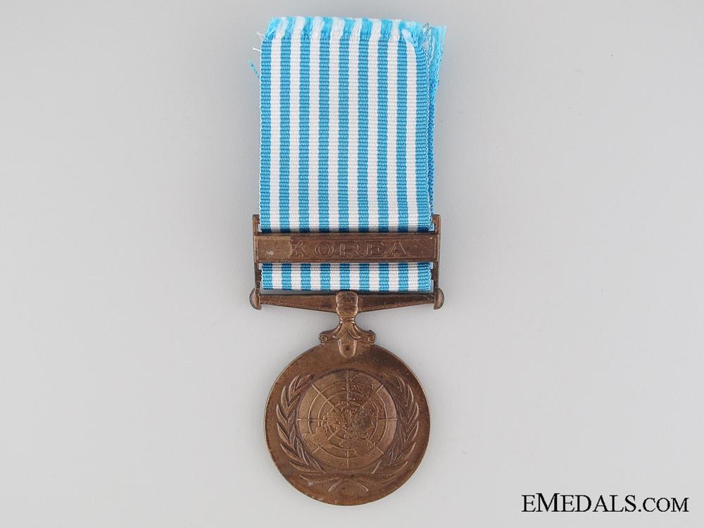 eMedals-A Named UN Korea Medal