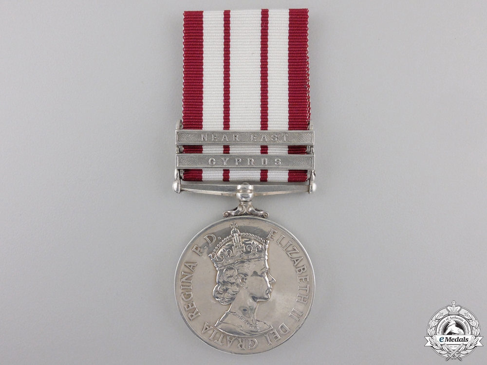 eMedals-A Naval General Service Medal 1915-1962 to the Royal Marines
