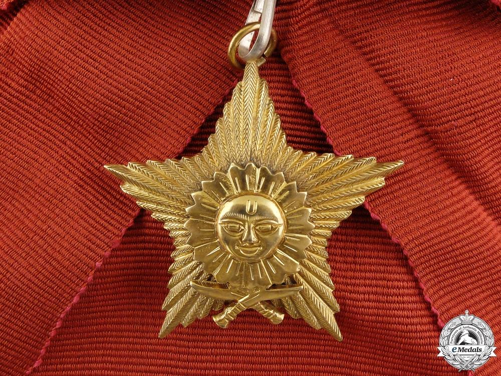 eMedals-A Nepalese Order of Gorkha Dakshina Bahu; Grand Cross