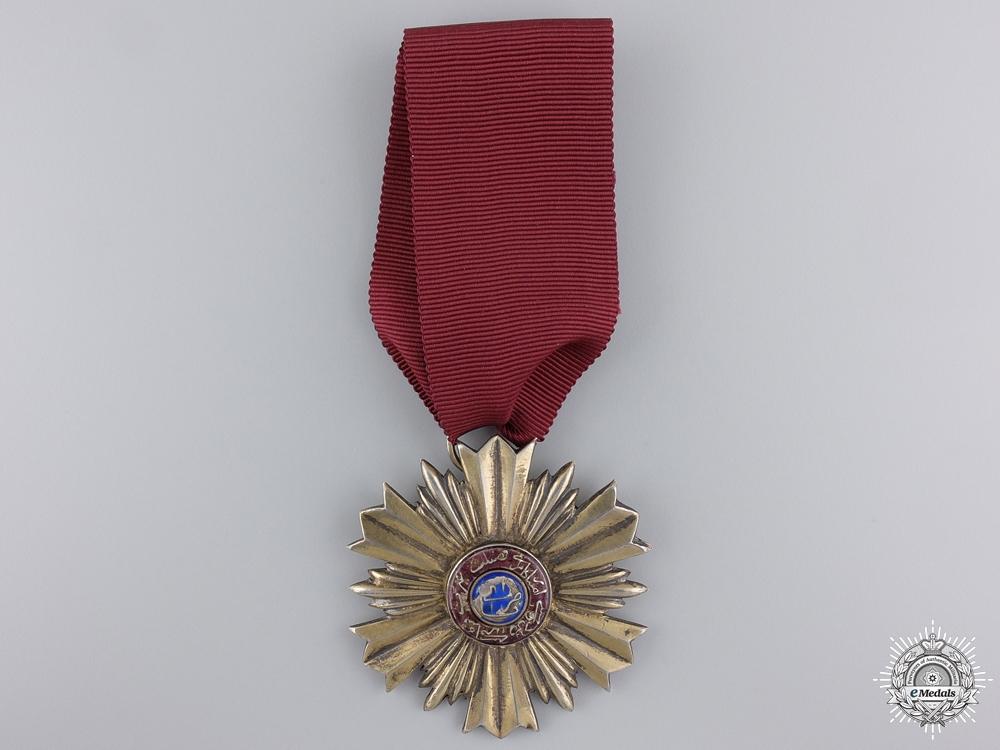eMedals-A Nobility Order of Qatar; Commander