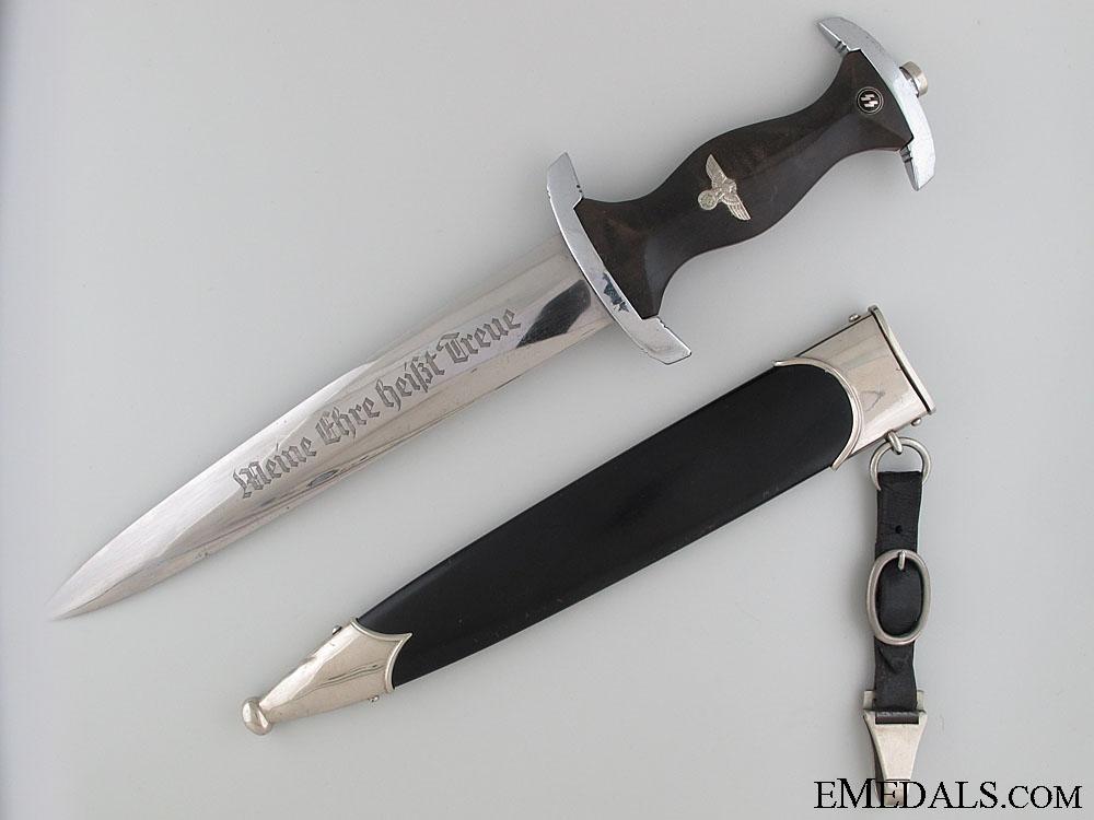 eMedals-A Numbered 1933 EM-SS Dagger by Robert Klass
