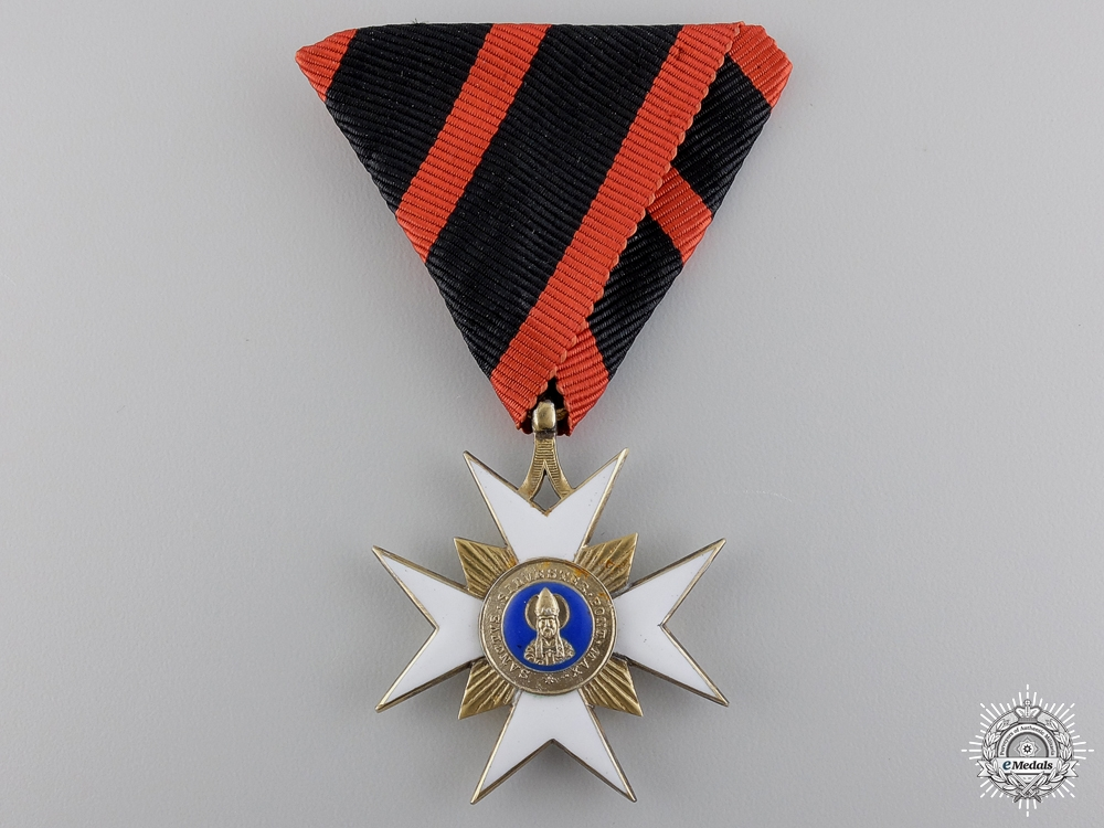 eMedals-A Order of St. Sylvester; Knights Cross