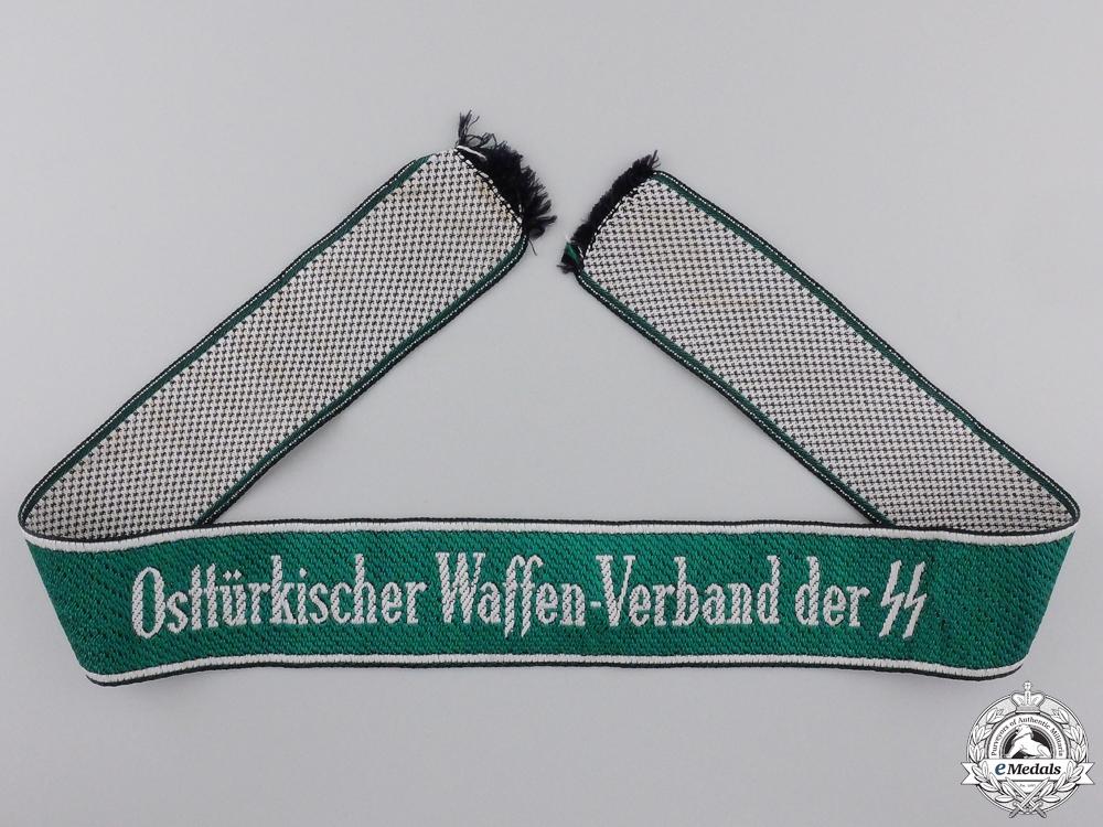 eMedals-A Osttürkischer Waffen-Verband der SS Cufftitle