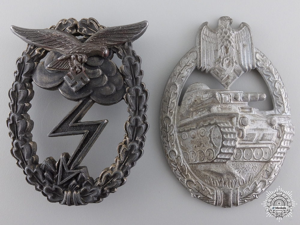 eMedals-A Pair of Second War German Awards