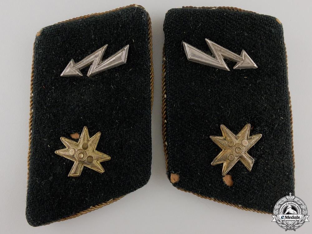 eMedals-A Pair of Second War Croatian Signal Troops