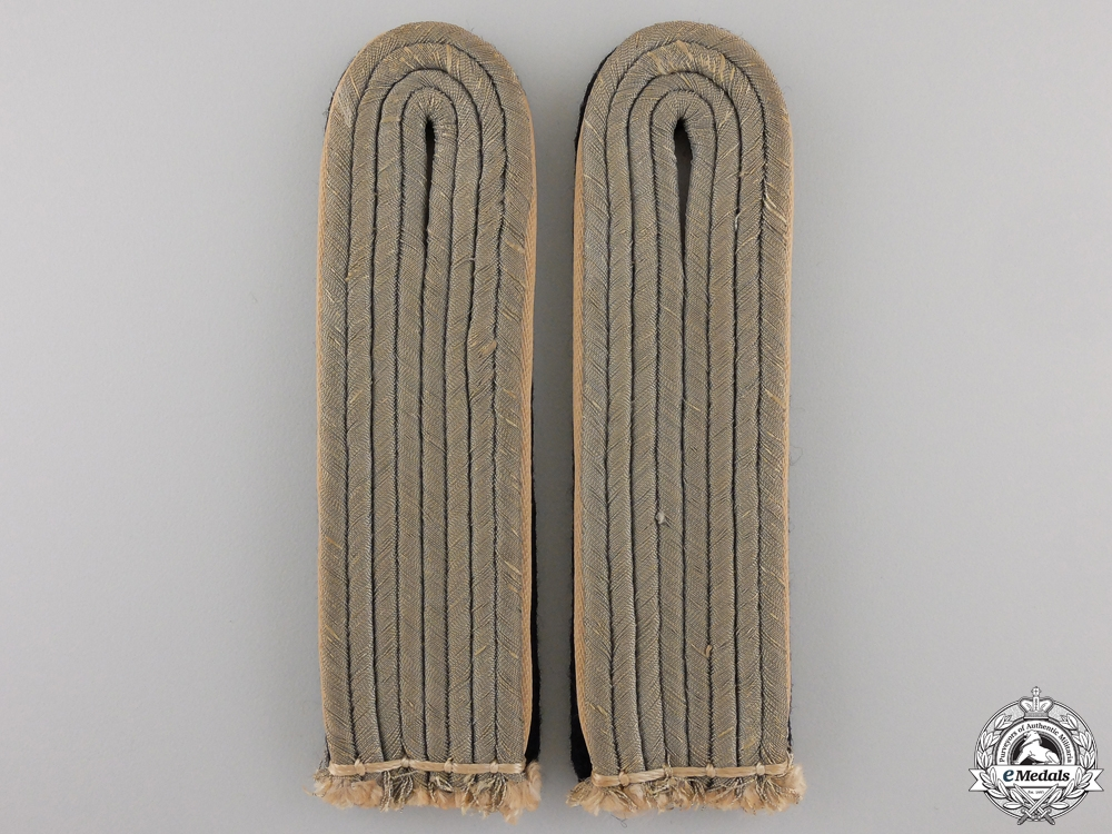 eMedals-A Pair of Waffen SS Shoulder Boards