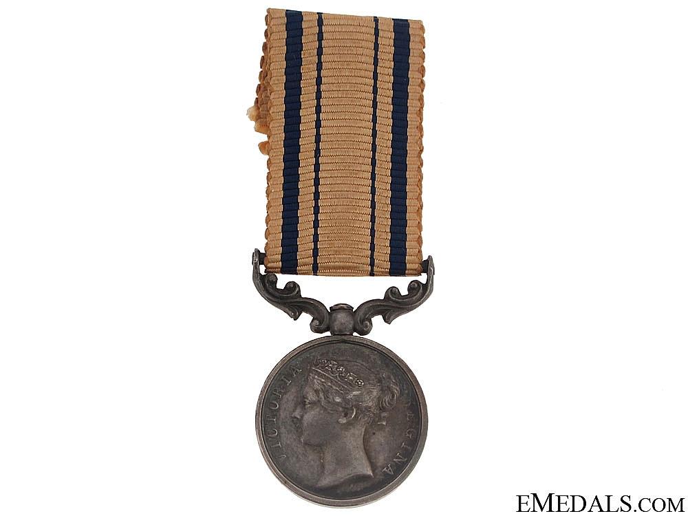 eMedals-A Period 1853 South Africa Miniature