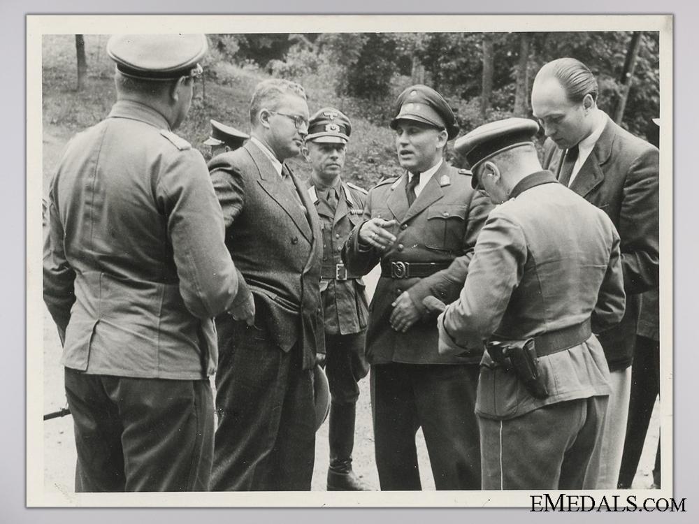 eMedals-A Period Photograph; Panzer Propaganda