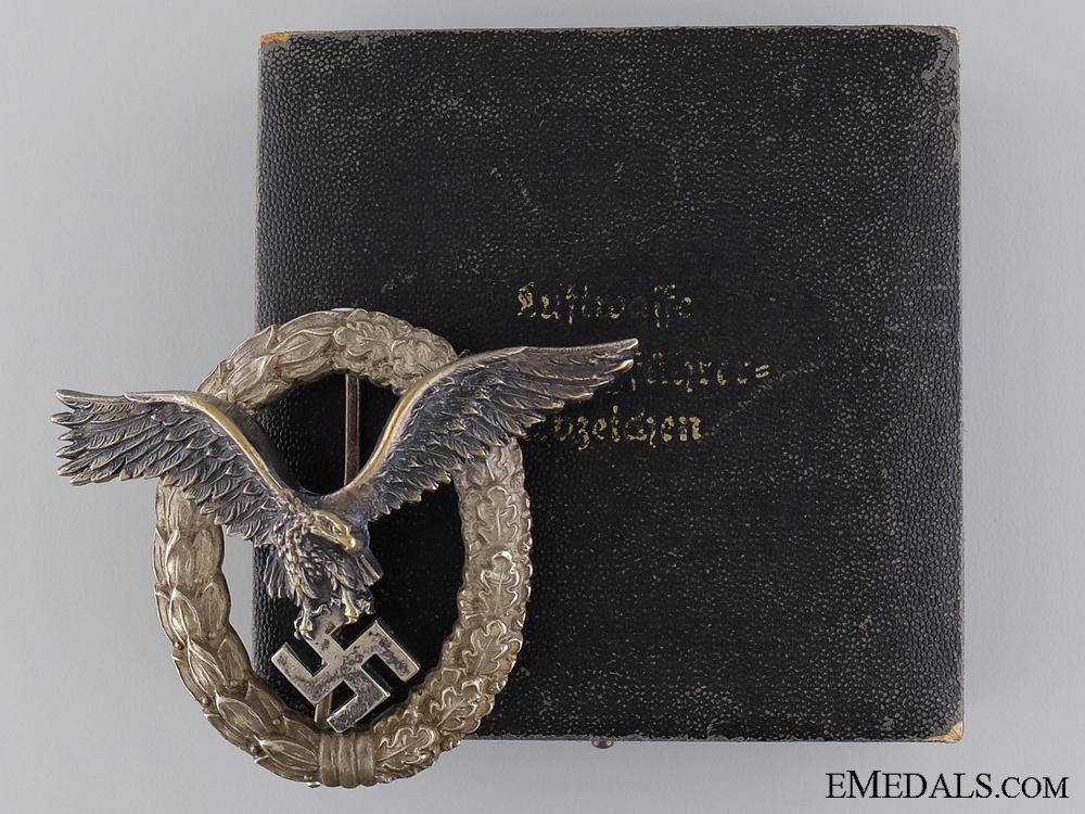 eMedals-A Pilot's Badge by Juncker