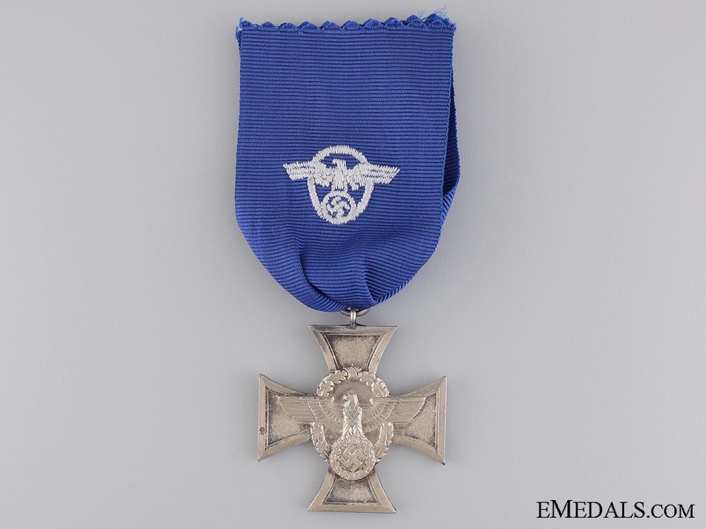 eMedals-A Police Long Service Cross; 2nd Class