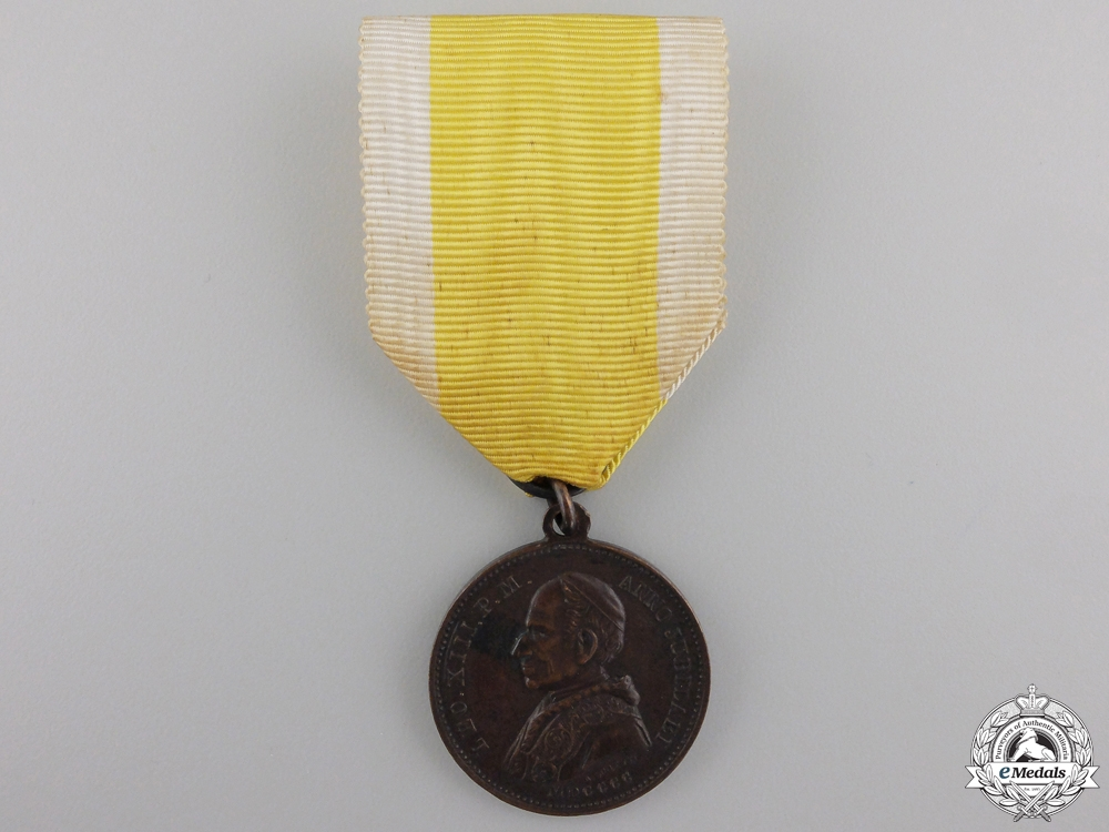 eMedals-A Pope Leo XII Jubilee Medal