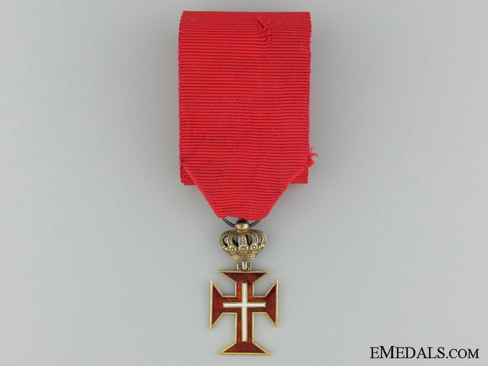 eMedals-A Portuguese Military Order of Christ