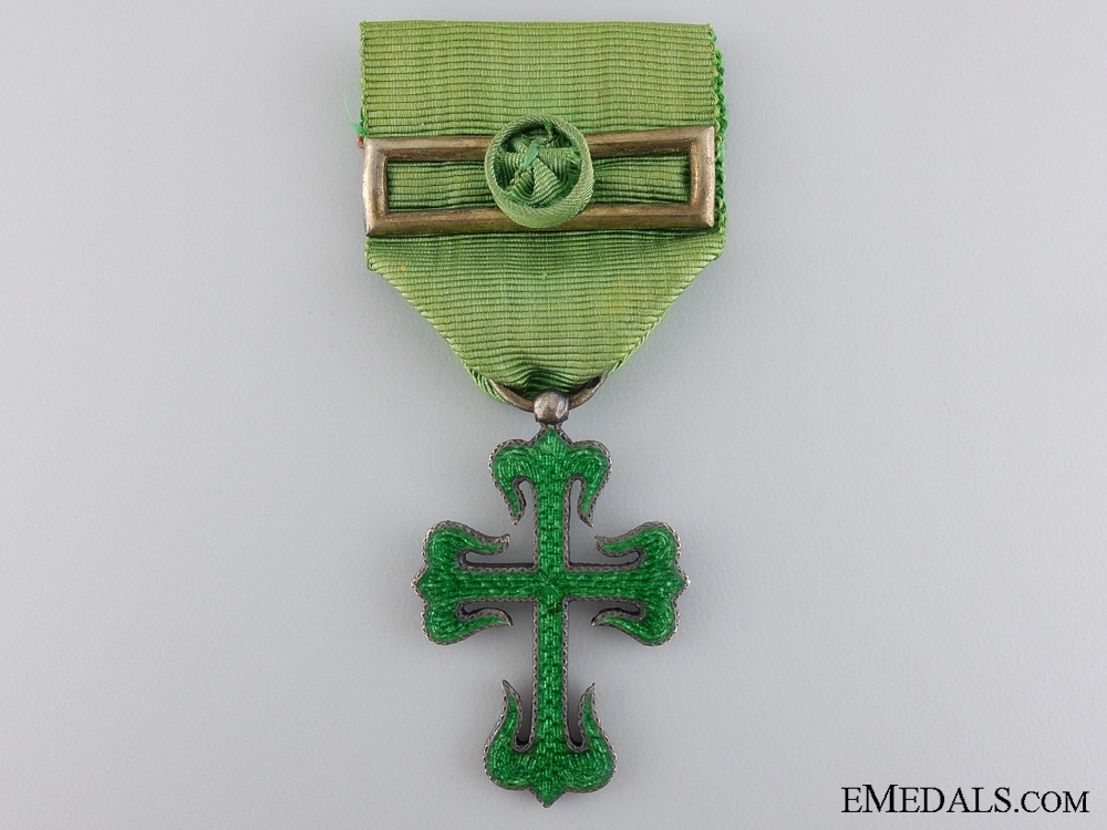 eMedals-A Portuguese Military Order of Aviz; Officer's Cross