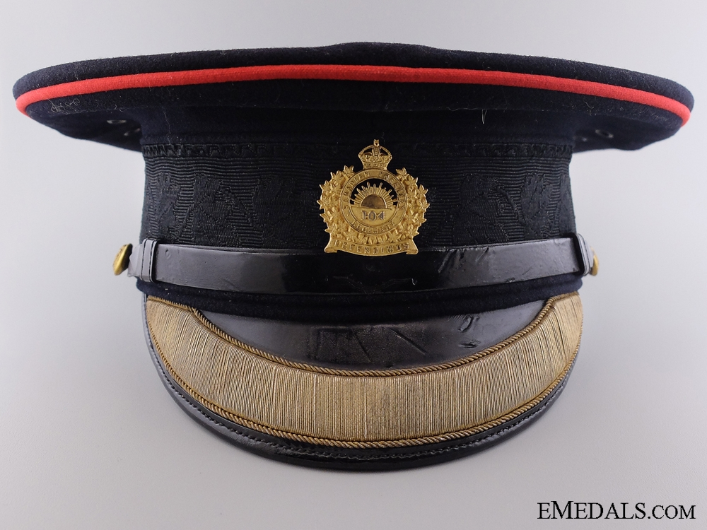 eMedals-A Pre First War 104th Officer's Visor