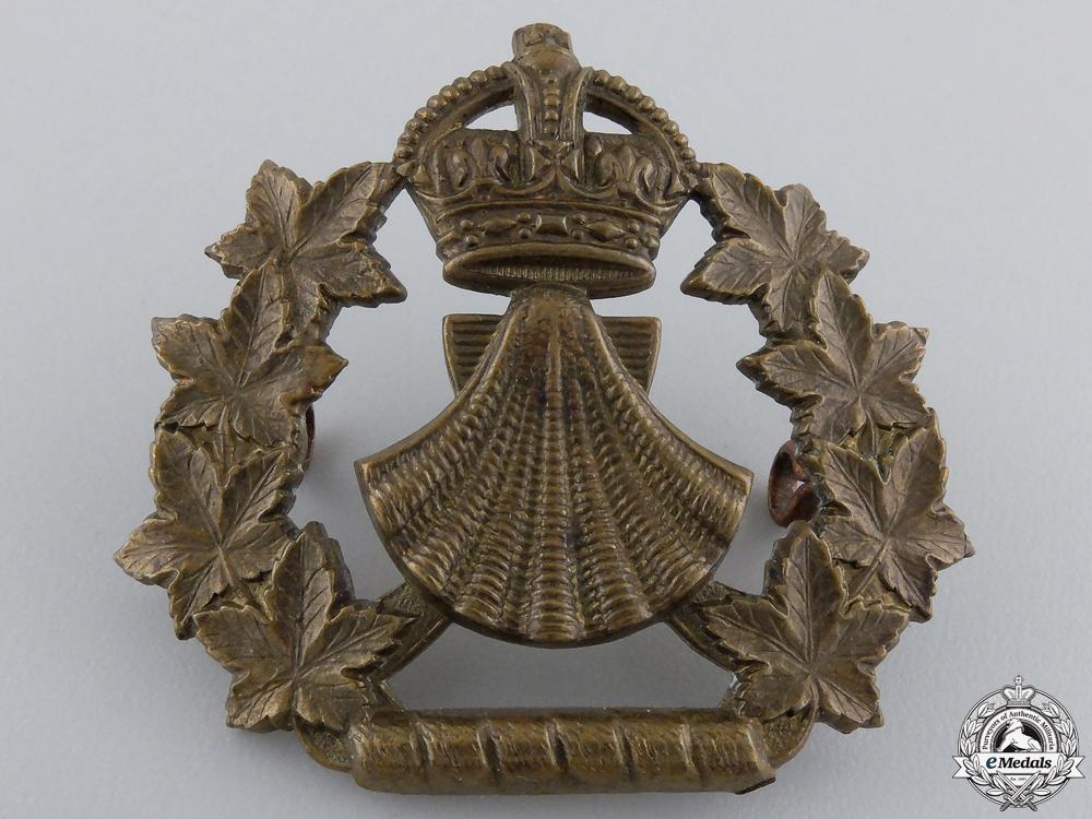 eMedals-A Pre First War 44th Lincoln and Welland Regiment Cap Badge
