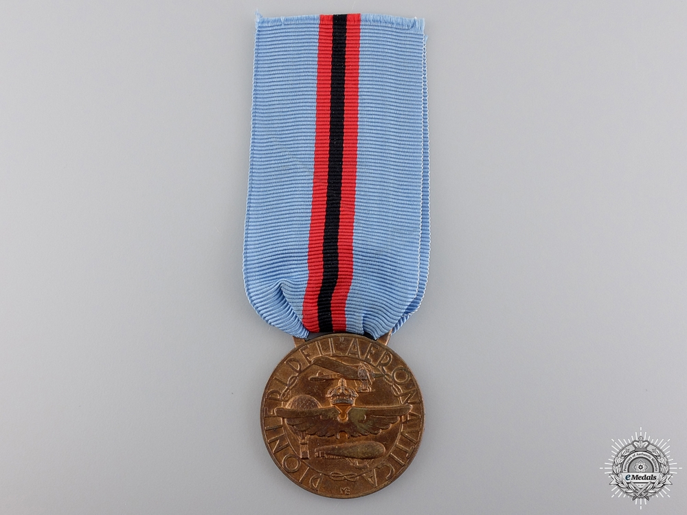 eMedals-A Pre Second War Italian Aeronautical Merit Award