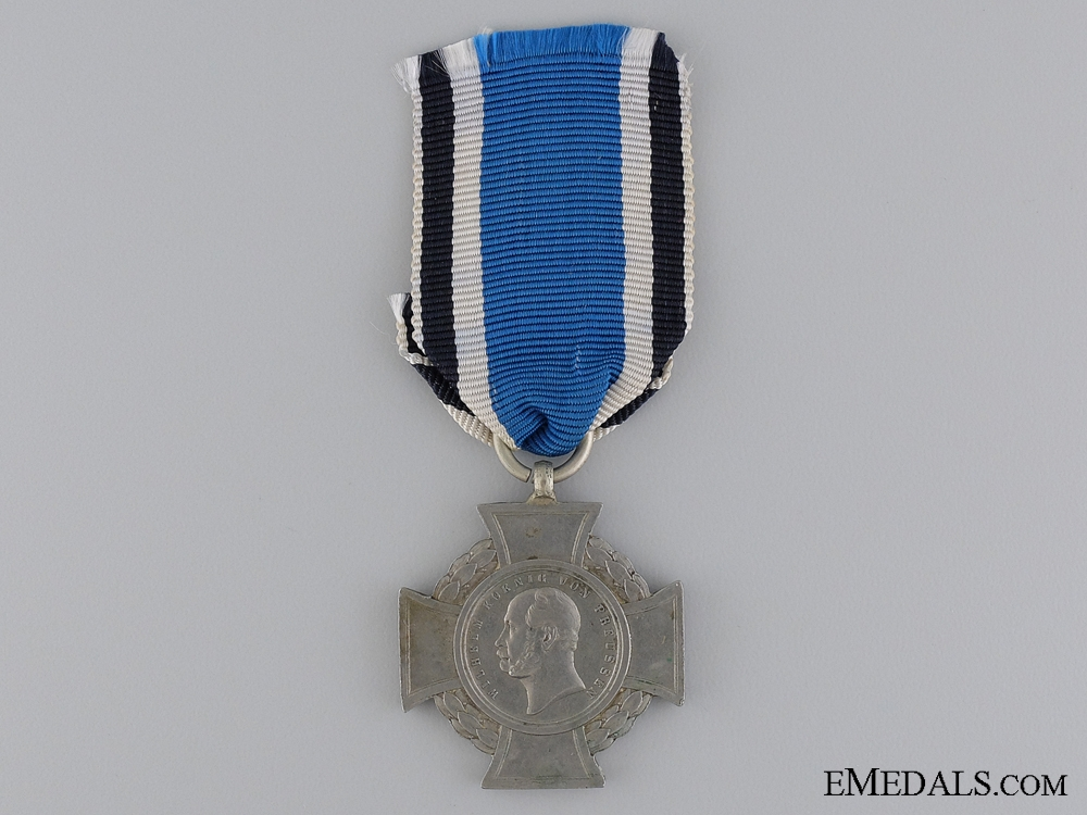 eMedals-A Prussian Dupel Sturm Cross