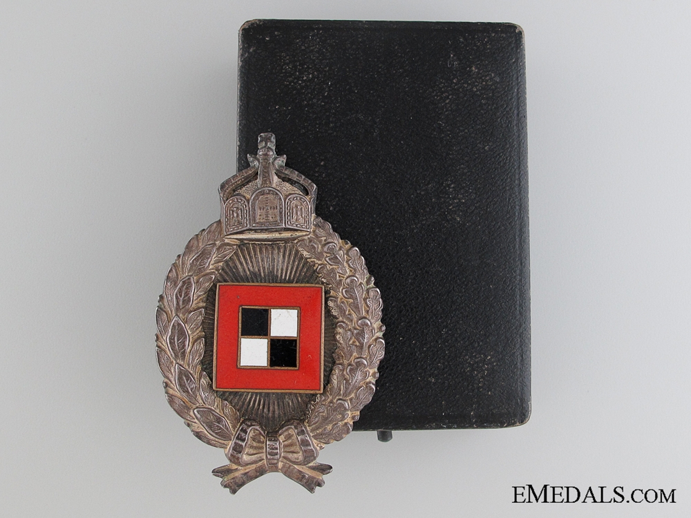 eMedals-A Prussian First War Observer's Badge by C.E. Juncker