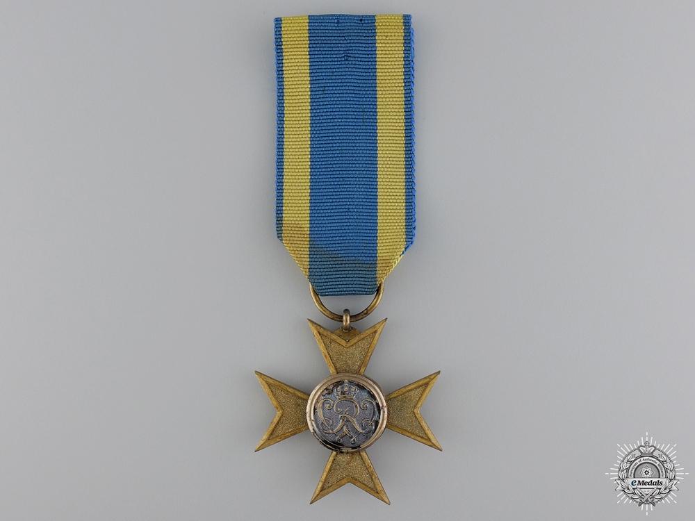 eMedals-A Prussian Golden Merit Cross (1912-1916)
