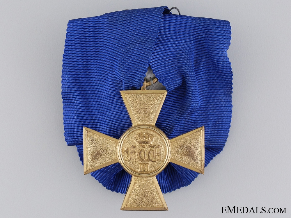 eMedals-A Prussian Long Service Cross for 25 Years Service