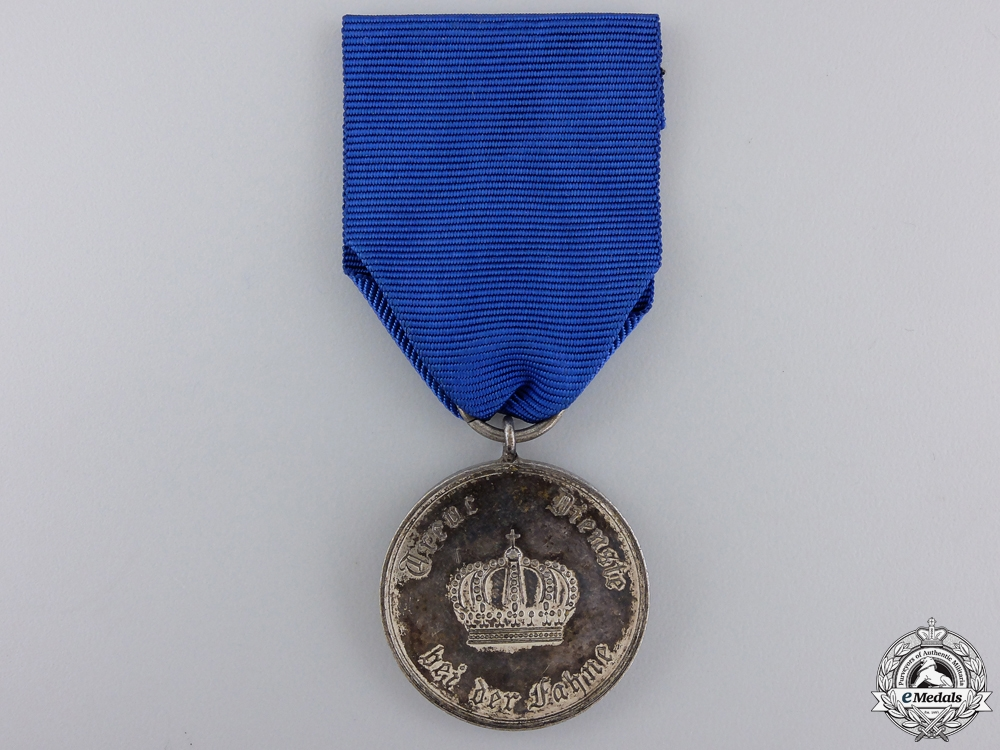eMedals-A Prussian Military Long Service Medal; 3rd Class