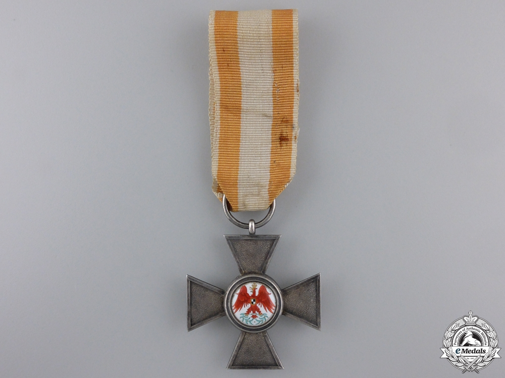 eMedals-A Prussian Order of the Red Eagle; 4th Class by Zehn