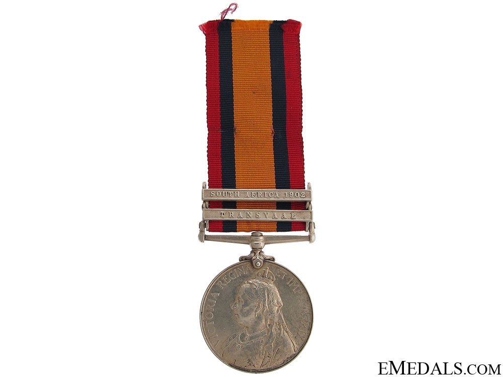 eMedals-A QSA to the Canadian Mounted Rifles