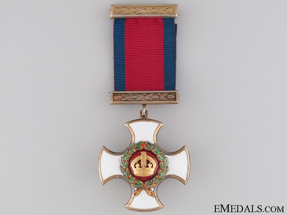 eMedals-A Queen Elizabeth II Distinguished Service Order