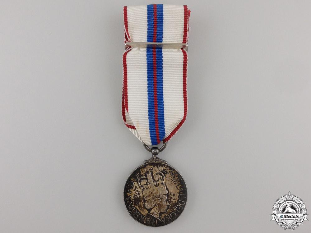 eMedals-A Queen Elizabeth II Jubilee Medal 1977