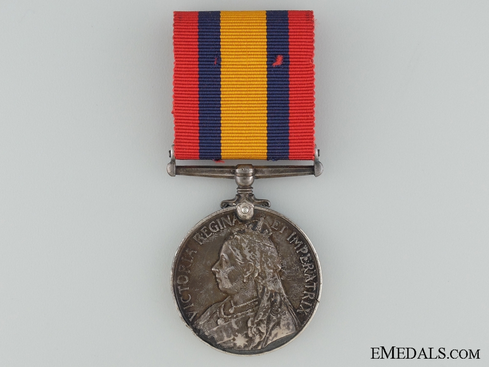 eMedals-A Queen's South Africa Medal to the 175th Co. Imperial Yeomanry