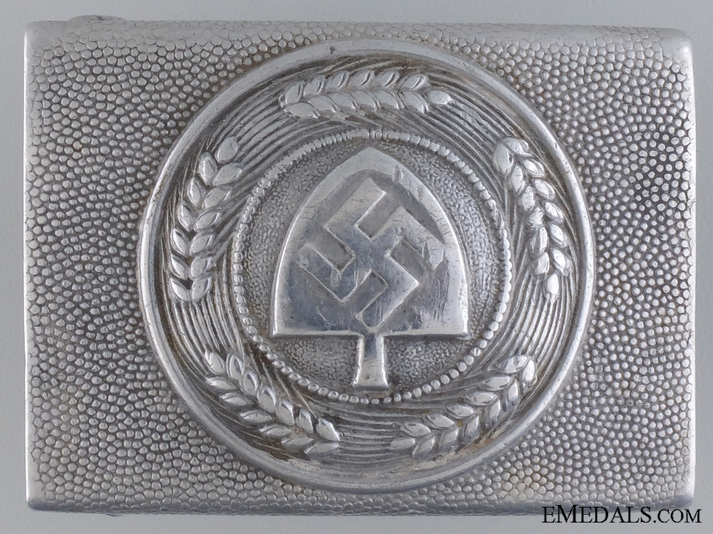 eMedals-A RAD Enlisted Buckle by FLL