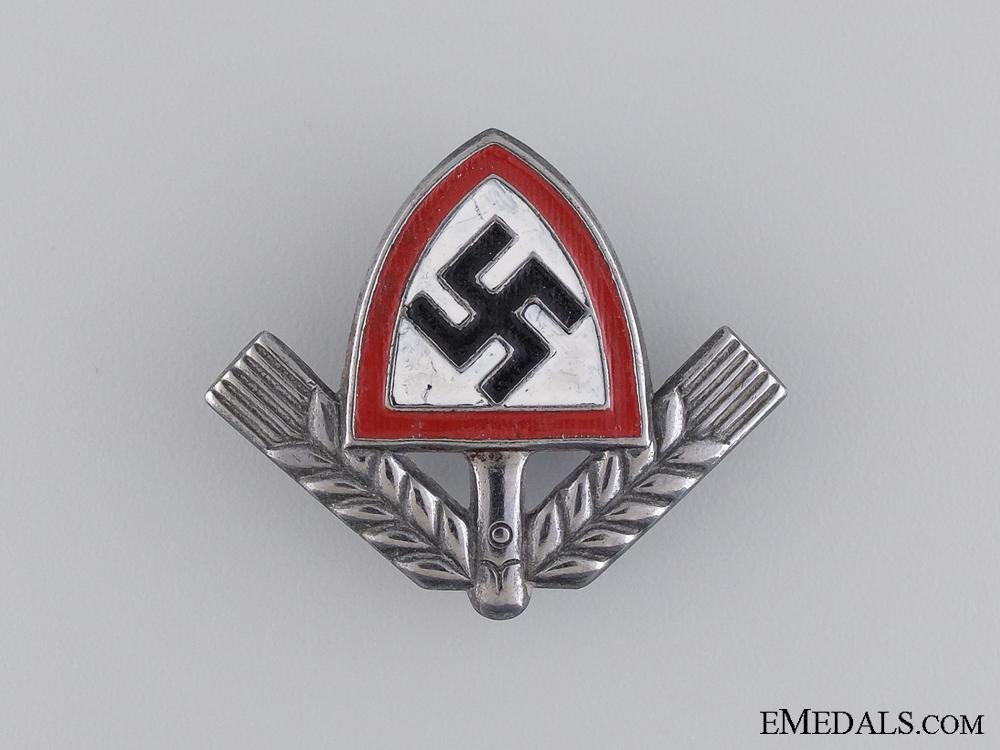 """eMedals-A RAD Officer""""¢¯s Cap Badge"""