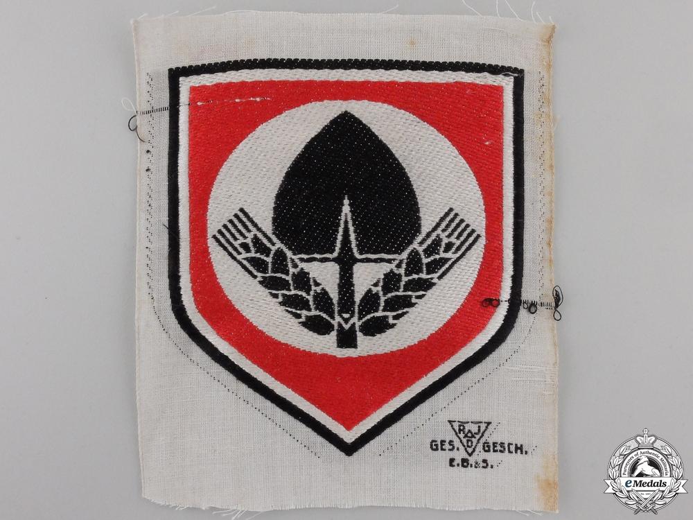 eMedals-A RAD Sports Shirt Insignia