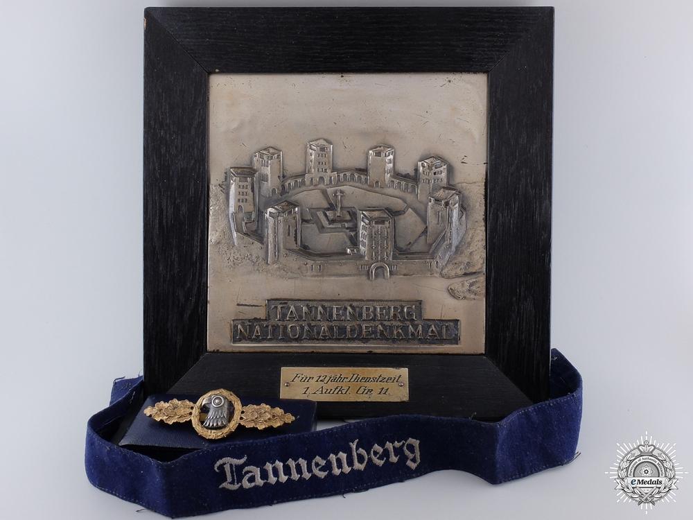 eMedals-A Rare 10/11 Reconnaissance Flight Grouping for Tannenberg